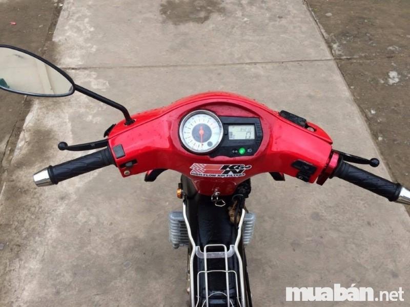 Mặt đồng hồ Suzuki fx 125  tua rất hiếm thấy so với các xe cùng thời