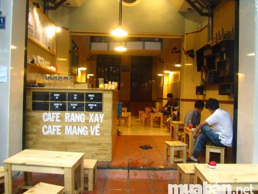 Kinh doanh cafe sạch không dễ dàng