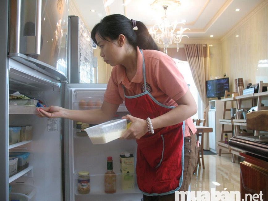 Nhu cầu giúp việc nhà đang tăng cao thời gian gần đây
