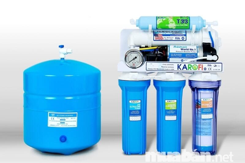 Lựa chọn máy lọc nước phù hợp với tình trạng nguồn nước nơi bạn sinh sống