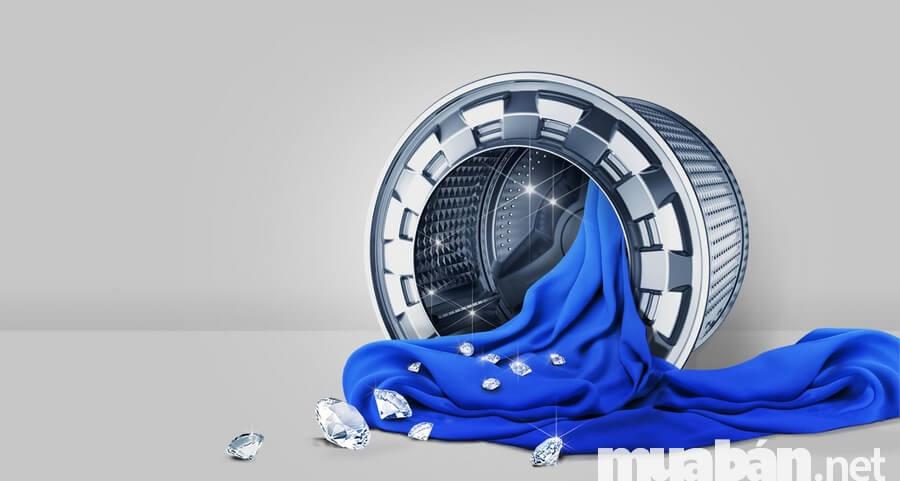 Mua Máy Giặt Lồng Ngang Giúp Giặt Sạch Hiệu Quả Hơn