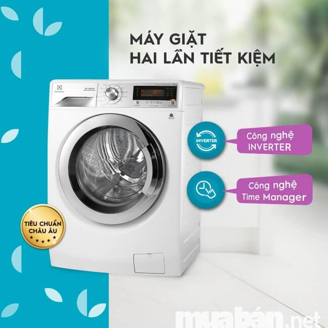 Cần chọn thương hiệu máy giặt uy tín