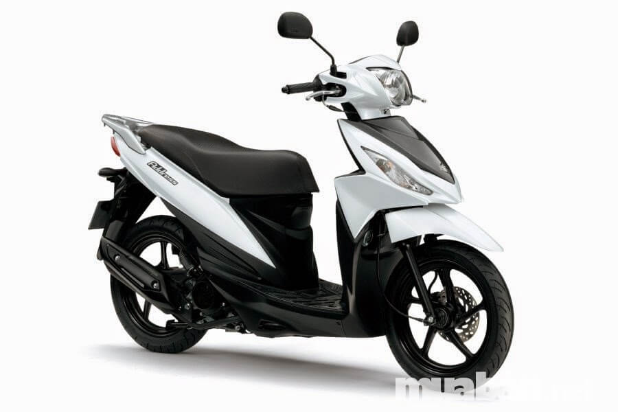 Những bạn nữ cá tính chắc hẳn sẽ rất yêu thích thiết kế của Suzuki AddressNhững bạn nữ cá tính chắc hẳn sẽ rất yêu thích thiết kế của Suzuki Address