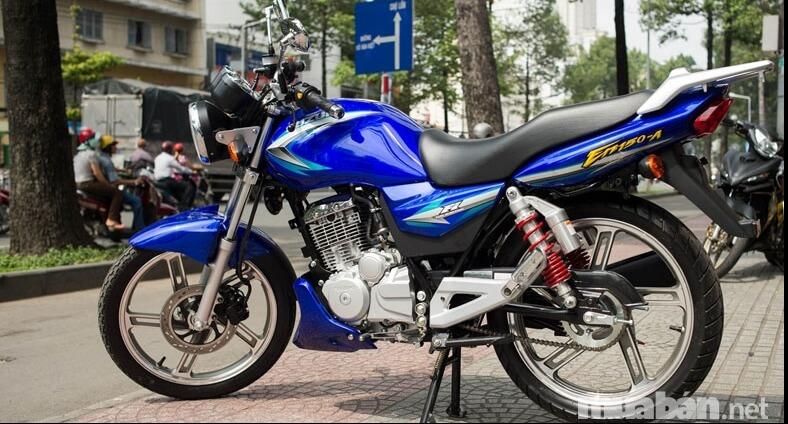 Suzuki en 150a có thiết kế tổng thế đẹp cá tính