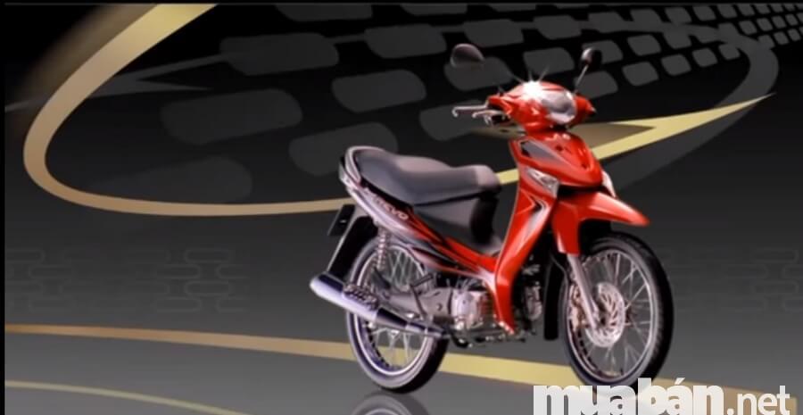 Xe Suzuki Revo kiểu dáng đơn giản