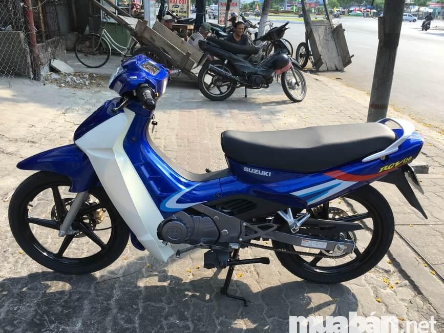 Suzuki Xipo đã ngừng sản xuất sang Việt Nam