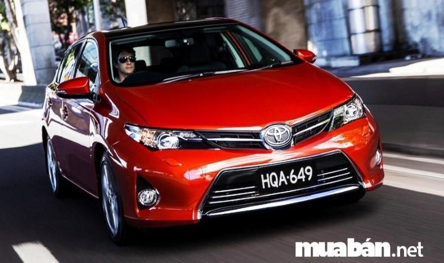 Đánh giá Toyota Vios 2017