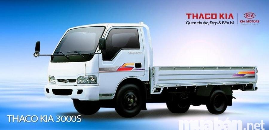 Ưu điểm chung của các mẫu xe tải Thaco Kia được đánh giá là chất lượng bền bỉ