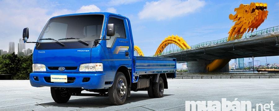 Nên lái thử khi mua xe tải Thaco cũ