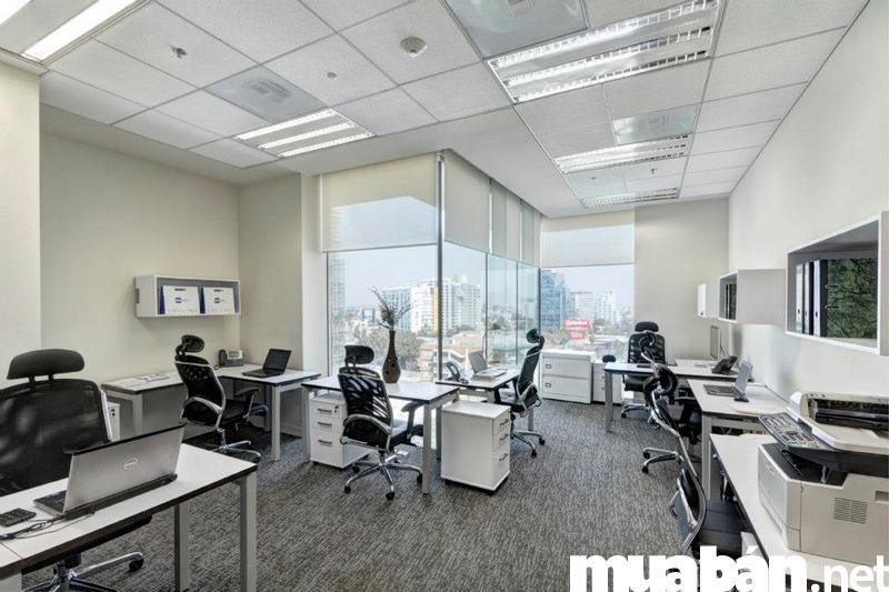 Thị trường cho thuê chung cư làm văn phòng quận 1 rất sôi động