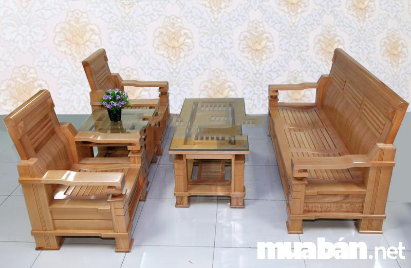 Chọn Bộ Salon Có Màu Sơn Đồng Đều