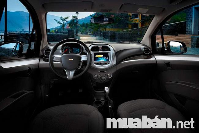 Chevrolet Spark Nội Thất Đầy Đủ Tiện Nghi