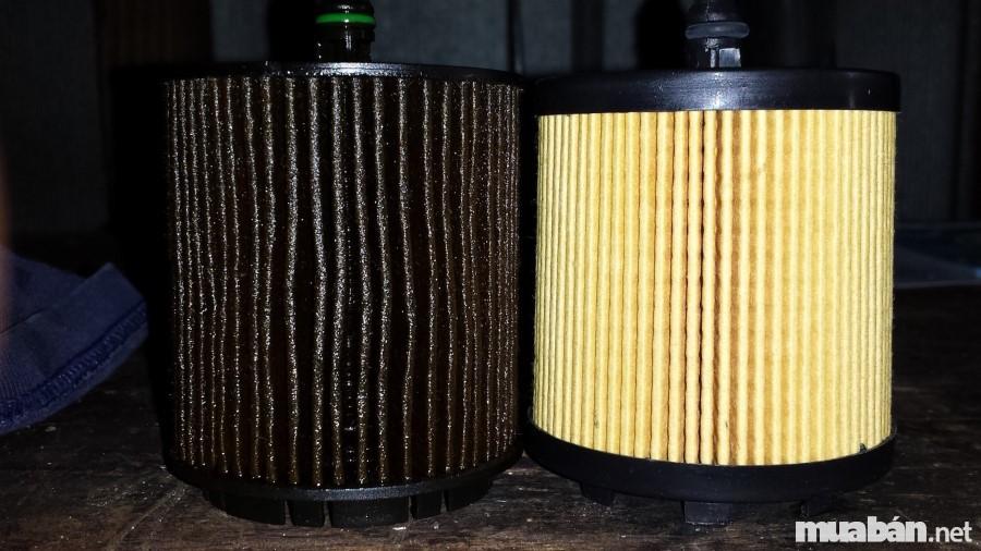 Bộ lọc dầu dùng dải lọc