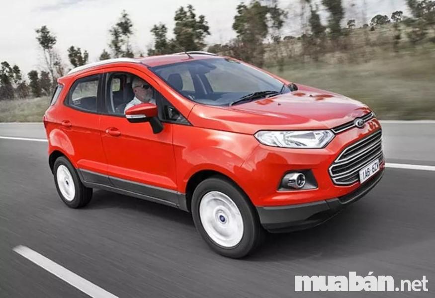 phụ kiện đi kèm cho dòng Ford Ecosport