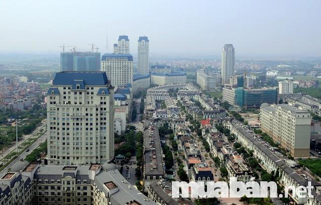 Vị trí chính là yếu tố quan trọng trong việc kinh doanh bất động sản