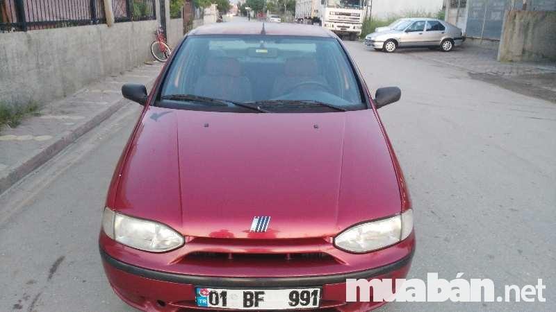 Fiat Sienna MT 2001