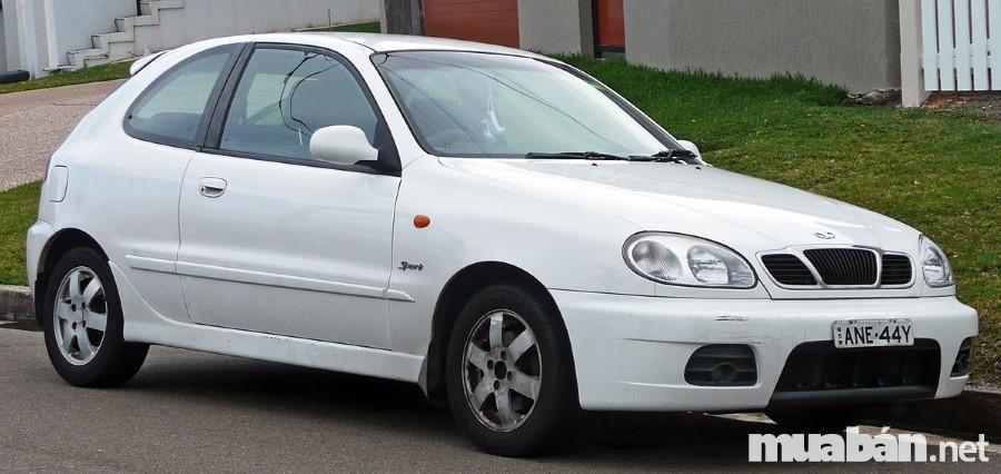 Daewoo Lanos 2002