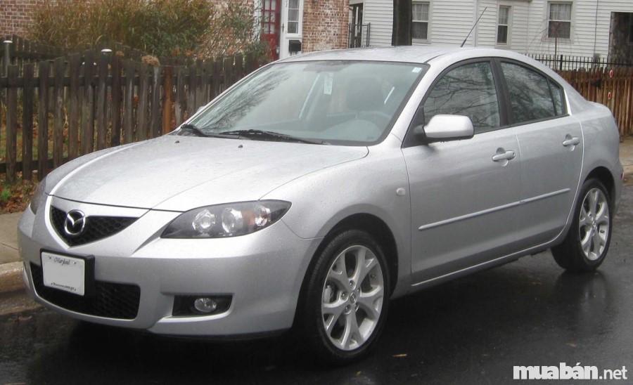 Mazda 3 đời 2003