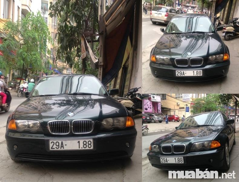 BMW 318i đời 2003