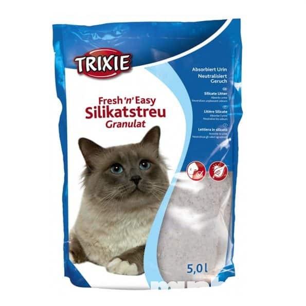 Cát vệ sinh cho mèo – TRIXIE Silikatstreu