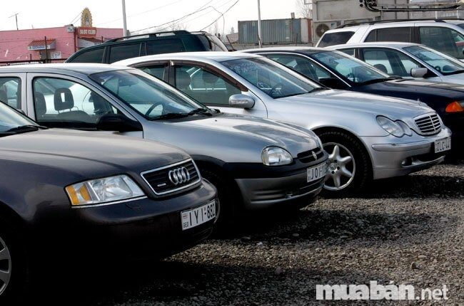 Những câu hỏi thường gặp khi mua xe hơi cũ