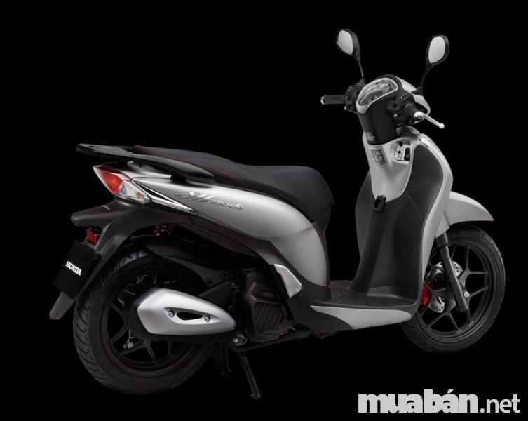 Bảng giá xe Honda mới nhất: Honda SH Mode như là bản thu nhỏ của SH