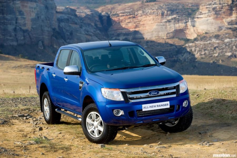 Ford Ranger đời 2012