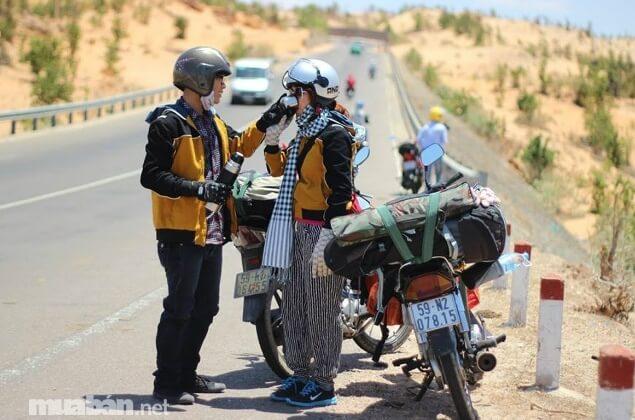 Thuê xe máy tại Hà Nội cần lưu ý gì?