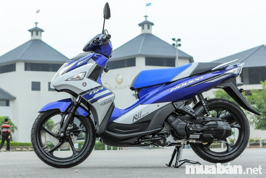 Xe Máy Cũ Yamaha Nouvo