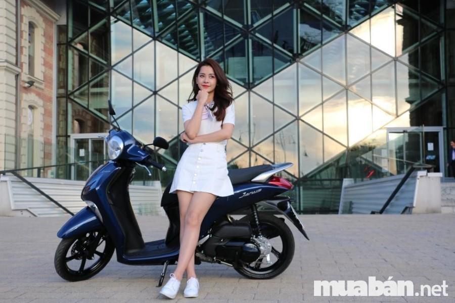 Yamaha Janus 125cc