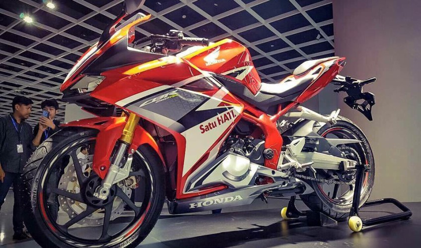 Honda CBR 250RR ABS 2017