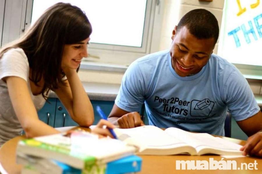 Giáo viên dạy tiếng anh tại nhà dễ theo dõi tiến độ học tập của học viên