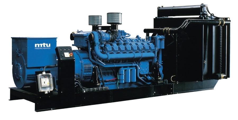 Bán máy phát điện công nghiệp cho công suất lớn.