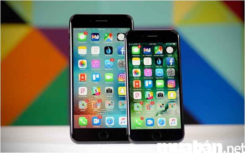 Kích thước của Iphone 7 và Iphone 7 Plus