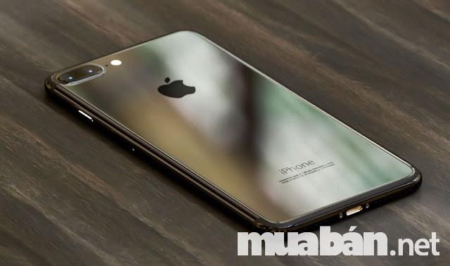 Phiên bản iphone 7 đen bóng
