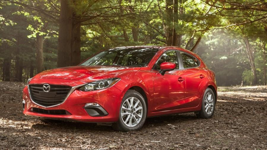Mazda 3 phiên bản 2017
