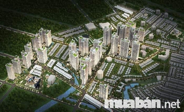 Khu đô thị An Phú - An Khánh hiện đại