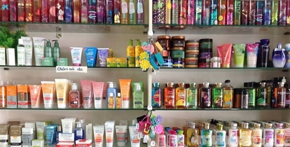 SaiGonScent là địa chỉ mua sắm quen thuộc với nhiều bạn nữ Sài gòn