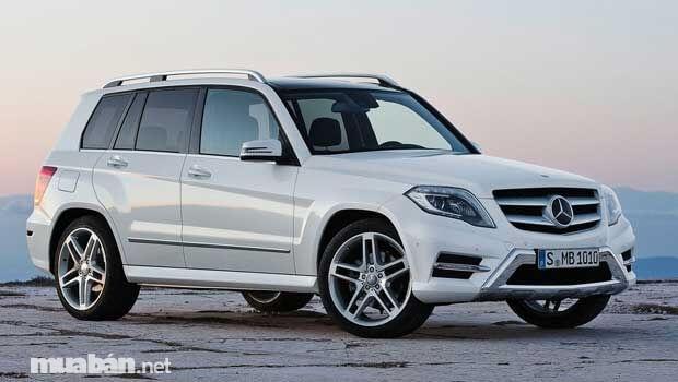 Qua nhiều thế hệ, Mercedes Benz Glk Class luôn giữ được những đường nét mạnh mẽ, góc cạnh đặc trưng của mình