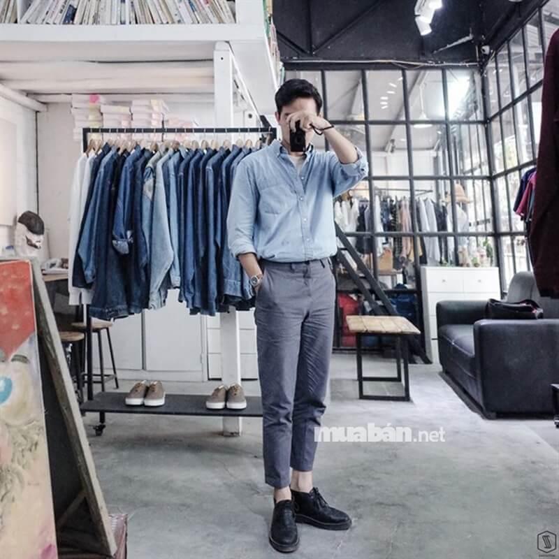 Bỏ Túi 5 Shop Quần Jeans Đẹp Hết Chỗ Chê Cho Giới Trẻ Sài Thành