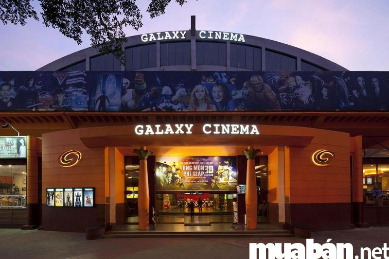 Việc làm tại rạp chiếu phim hấp dẫn như thế nào?