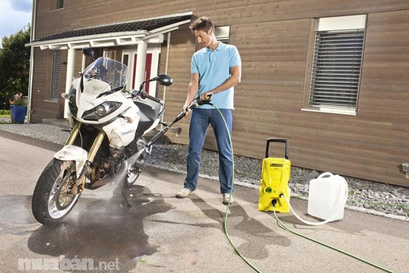 Nguyên nhân và cách sửa chữa máy rửa xe tại nhà