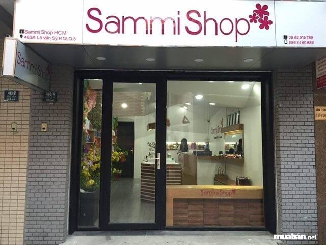 Sammi là một trong những shop bán mỹ phẩm tphcm uy tín nhất hiện nay