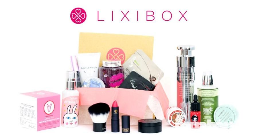 Lixibox mang lại hộp quà bất ngờ dành cho bạn gái