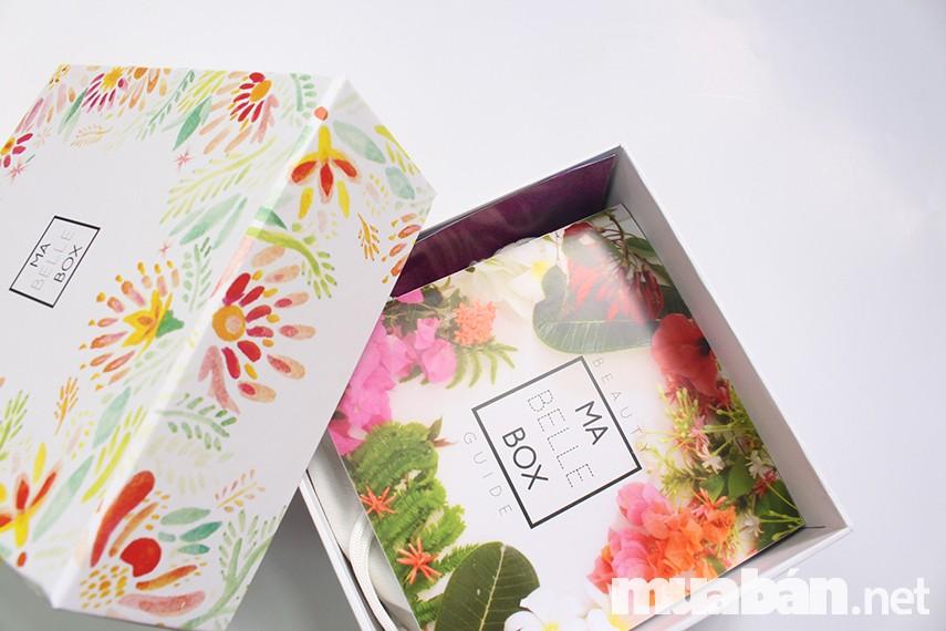 Ma Belle Box có hình thức gửi hàng đến như LixiBox
