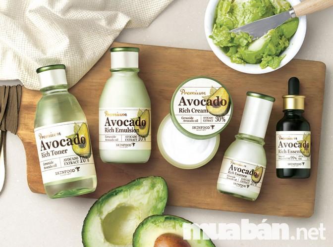 Nhà Skinfood sản phẩm tuy không đa dạng nhưng rất được lòng người Hàn Quốc