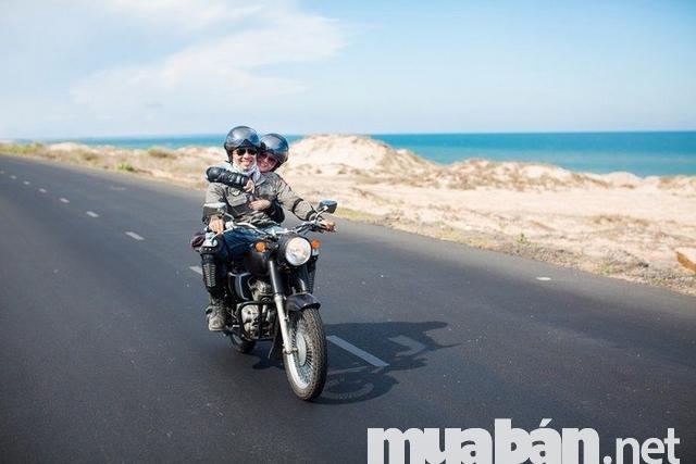 cho thuê xe máy ở Vũng Tàu