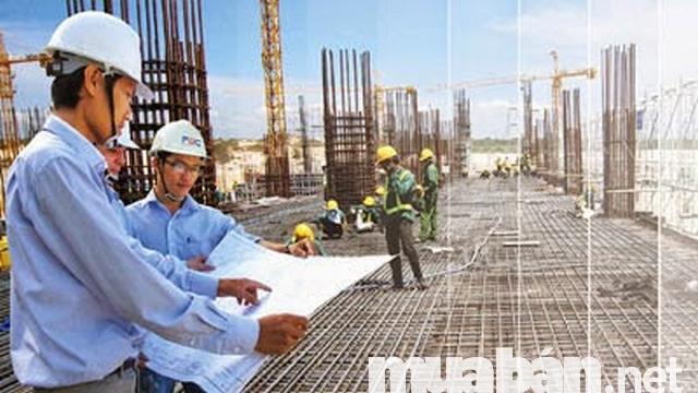 Việc làm xây dựng