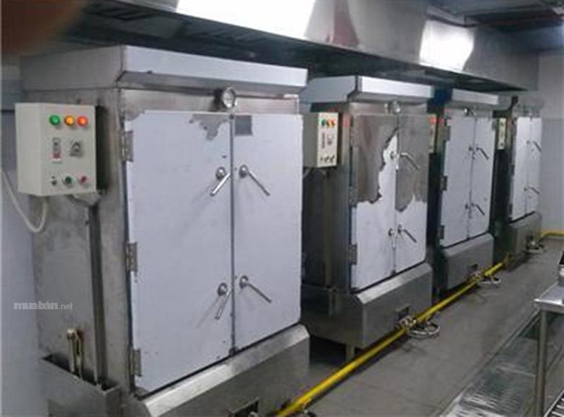 Hướng dẫn chọn mua tủ nấu cơm công nghiệp