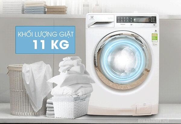 Máy giặt cửa trước Electrolux được nhiều người ưa chuộng